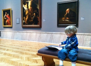 Caravaggio at the Cleveland Museum of Art