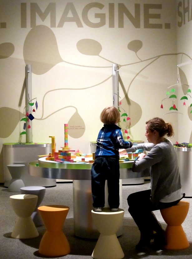 A kids only art room, helps little ones explore big concepts with hands on activities!