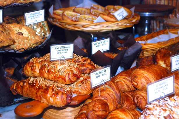 croissants at Standard Baking Company