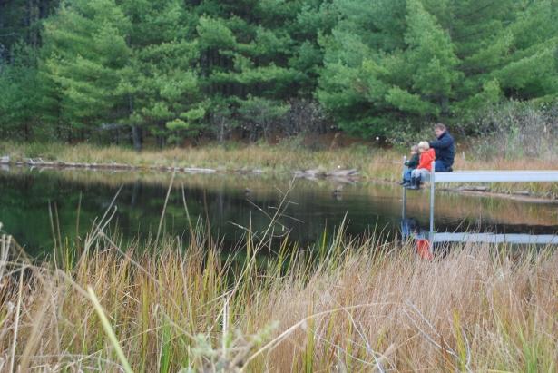 Fishing Swan Island, Maine